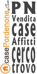 Annunci di case in vendita e case in affitto a Pordenone