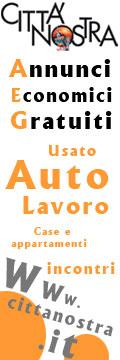 Annunci gratuiti Cittanostra.it, vendite, affitti, scambio